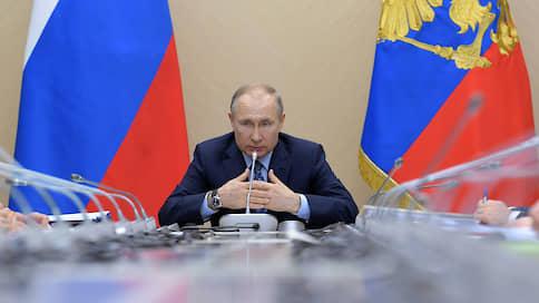 Путин поддержал ужесточение режима самоизоляции в Москве