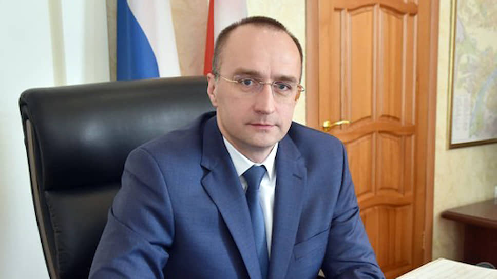 Бывший министр здравоохранения Омской области Дмитрий Вьюшков