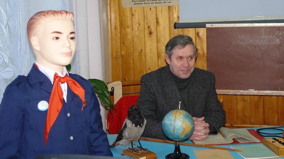 Карельский историк Сергей Колтырин