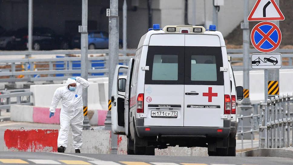 В России за сутки выявлен 771 заразившийся коронавирусом, всего — 3548 /