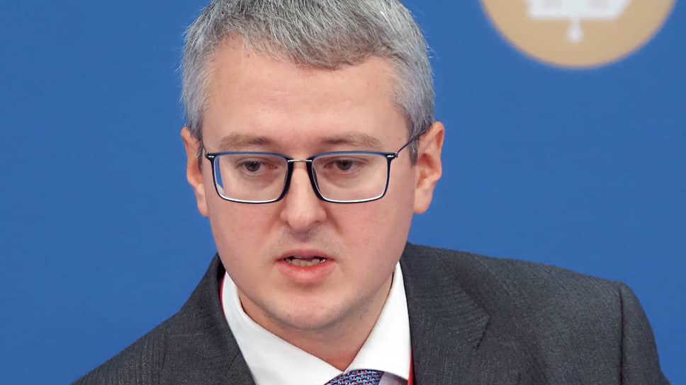 Врио губернатора Камчатки Владимир Солодов