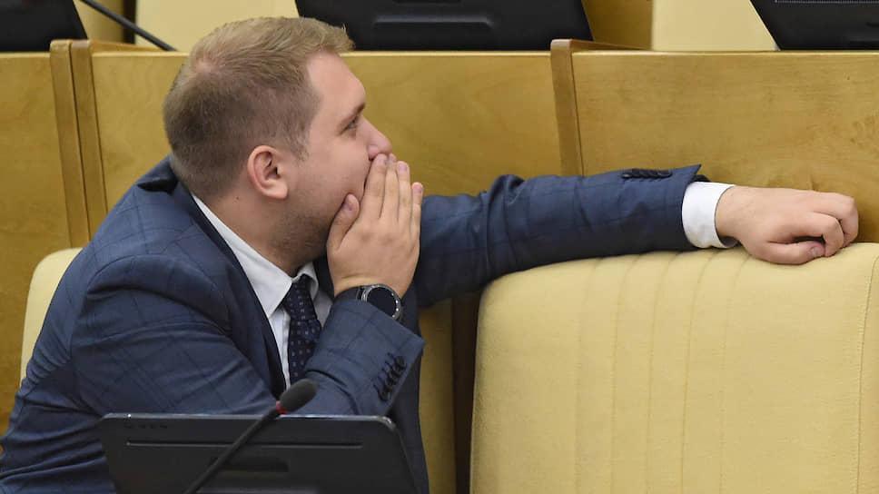 Зампред комитета Госдумы по образованию Борис Чернышов