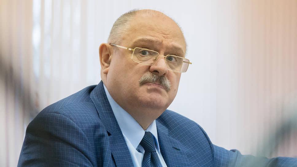 Генеральный конструктор РКК «Энергия» Евгений Микрин