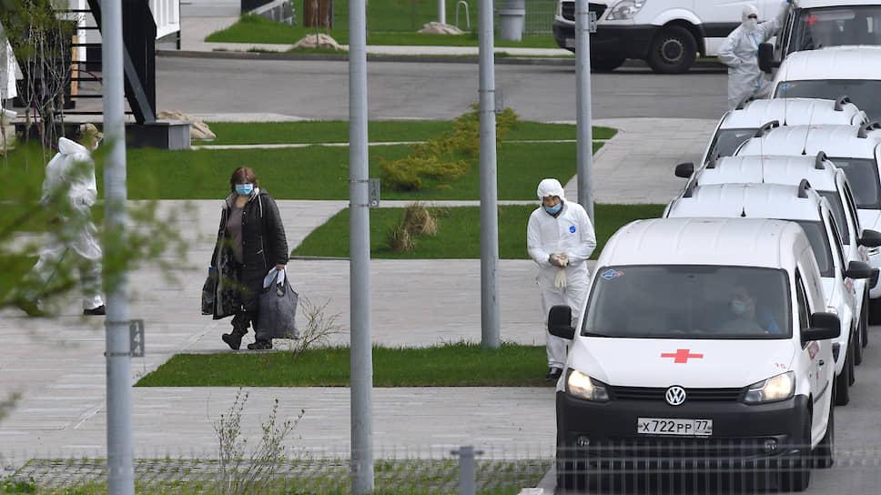 Число заразившихся коронавирусом в России превысило 242 000 человек