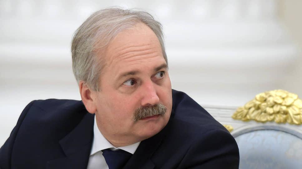 Бывший полпред президента в Конституционном суде Михаил Кротов