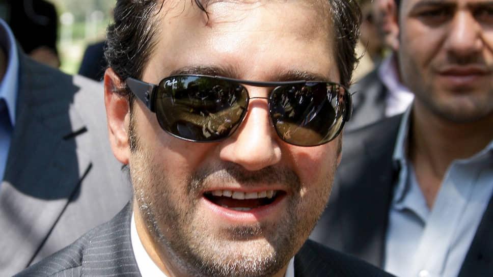 Власти Сирии наложили арест на имущество двоюродного брата Башара ...