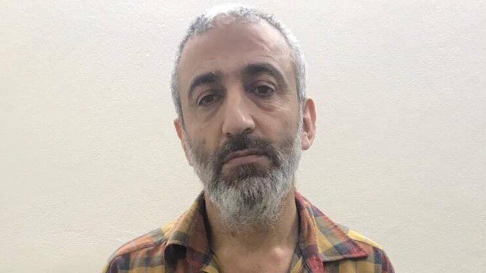 Лидер террористической группировки «Исламское государство» (запрещена в РФ) Абдель Насера Кардаш