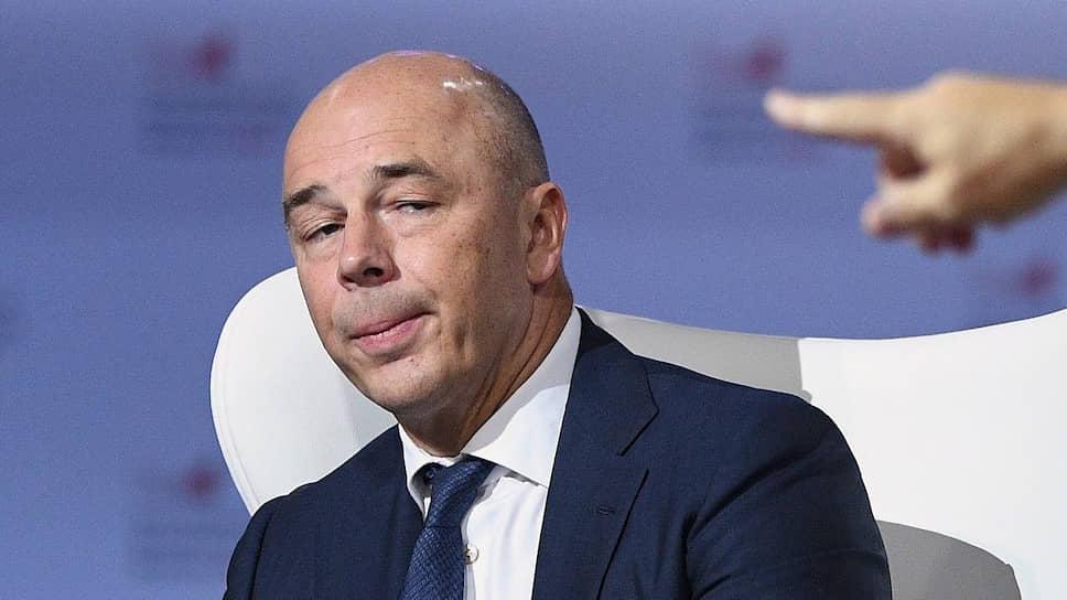 Силуанов: временная отмена бюджетного правила не рассматривается - Новости  – Экономика – Коммерсантъ