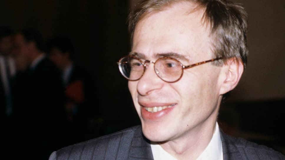 Владимир Лопухин (1991 год)
