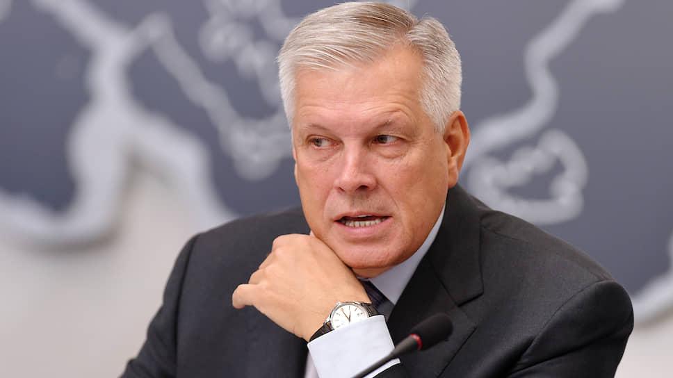 Глава Россельхознадзора Сергей Данкверт