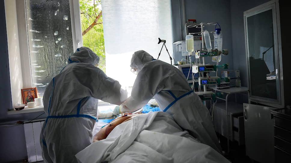 Число заболевших коронавирусом в России превысило 400 тысяч