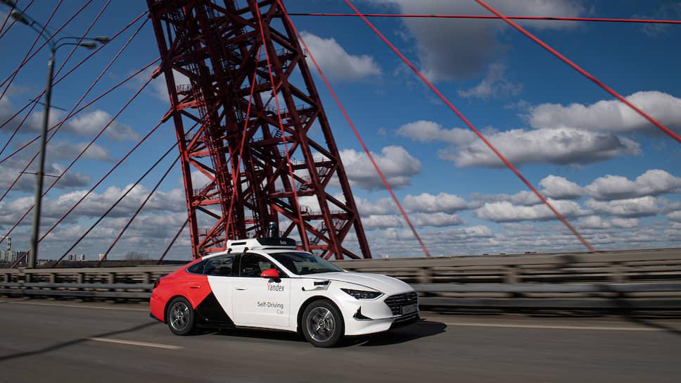 Как «Яндекс» представил новое поколение беспилотных автомобилей