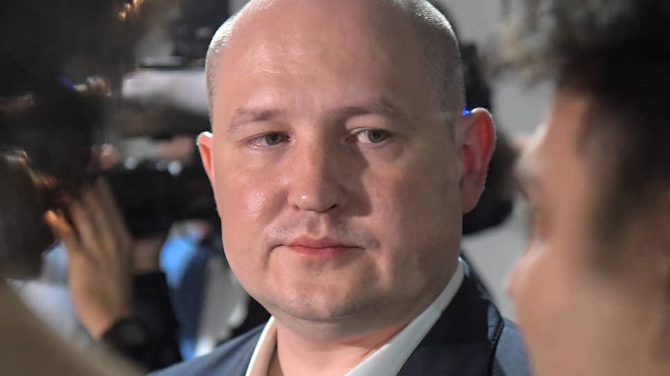 Временно исполняющий обязанности губернатора Севастополя Михаил Развозжаев