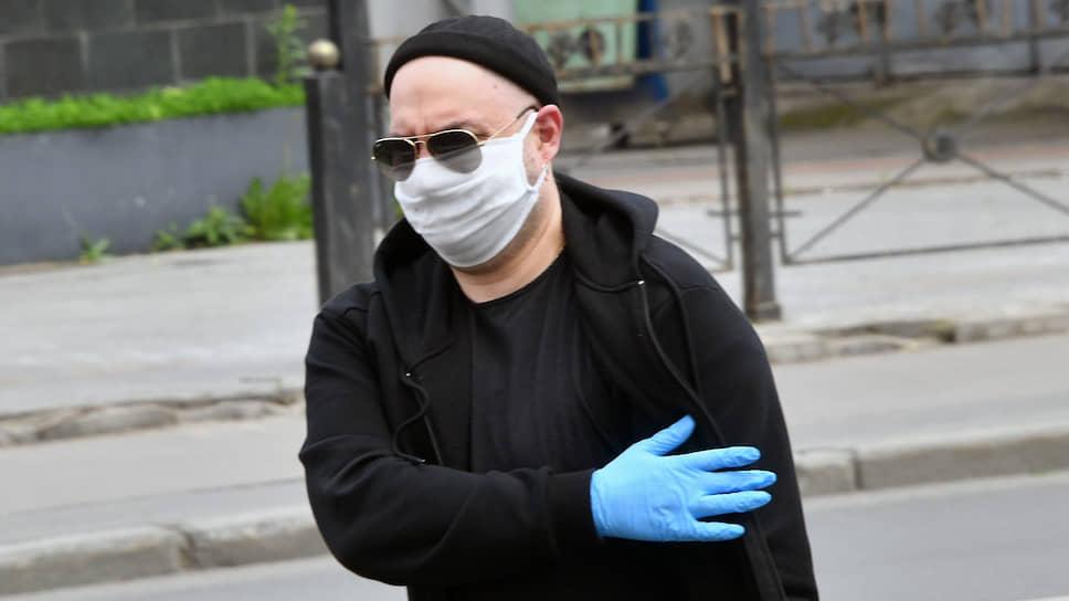 Режиссер Кирилл Серебренников