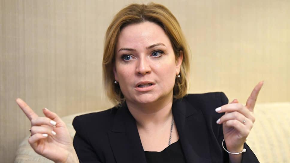 Министр культуры Ольга Любимова