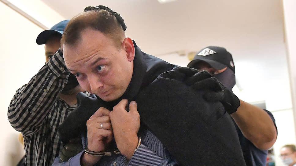 Советник главы «Роскосмоса», бывший журналист газеты «Коммерсантъ» Иван Сафронов