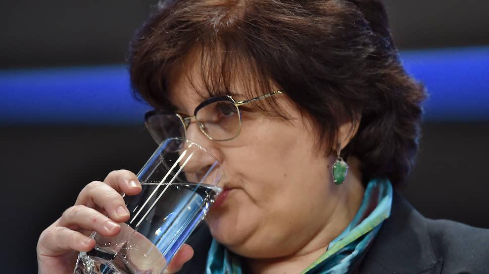 Специальный представитель ВОЗ в России Мелита Вуйнович