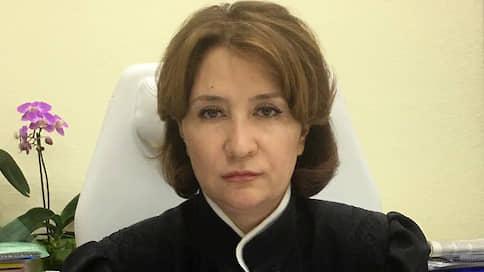 Краснодарская судья Хахалева лишена полномочий