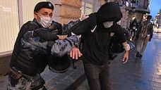 В Москве задержали более 100 участников шествия против поправок к Конституции