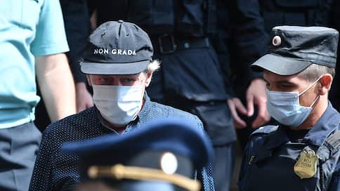 ТАСС: Ефремов отказался давать показания во время следствия