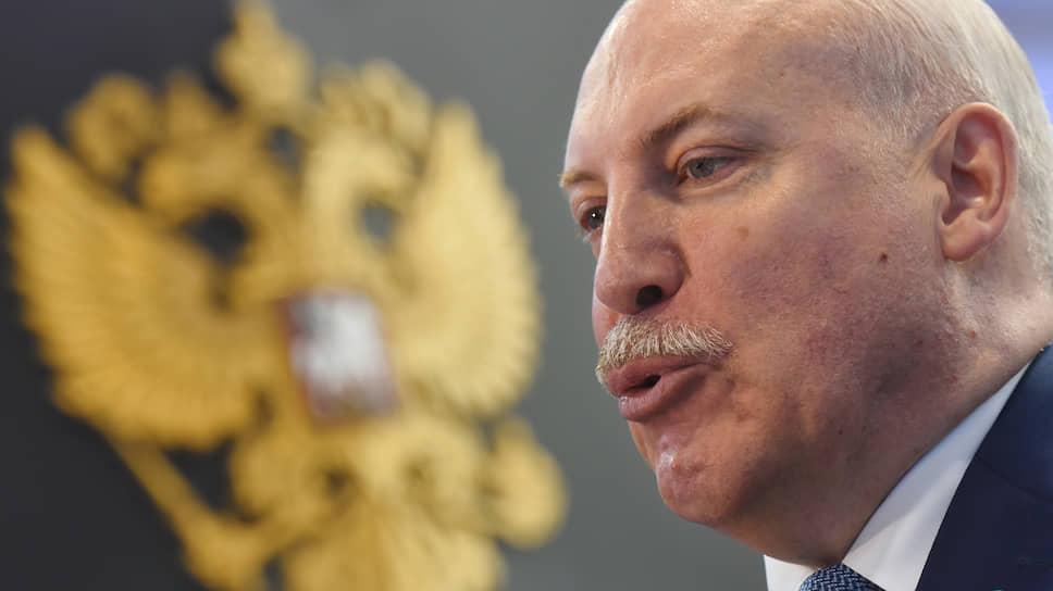 Посол России в Минске Дмитрий Мезенцев
