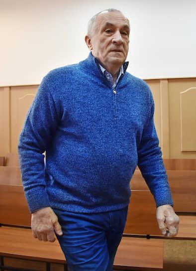 Бывший глава Республики Удмуртия Александр Соловьев