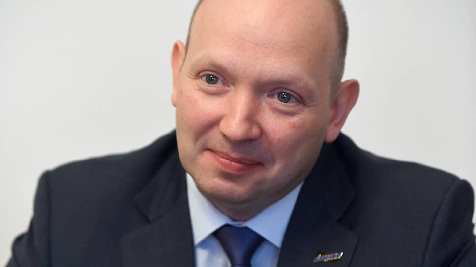 Бывший гендиректор «ВСМПО-Ависмы» Михаил Воеводин