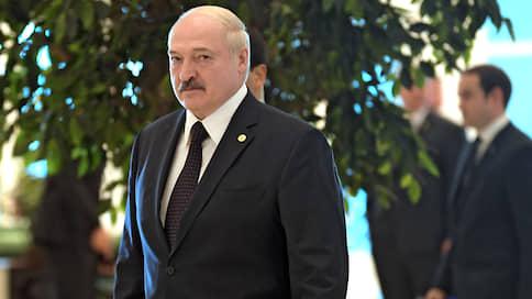 Лукашенко опубликовал предвыборную программу