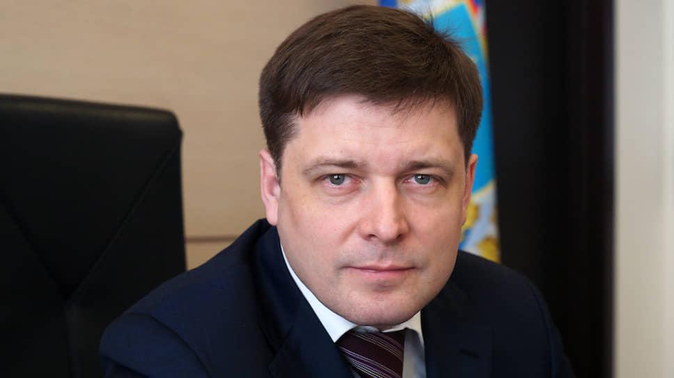 Проректор МГУ и соучредитель компании «Инвест-Альянс» Алексей Гришин