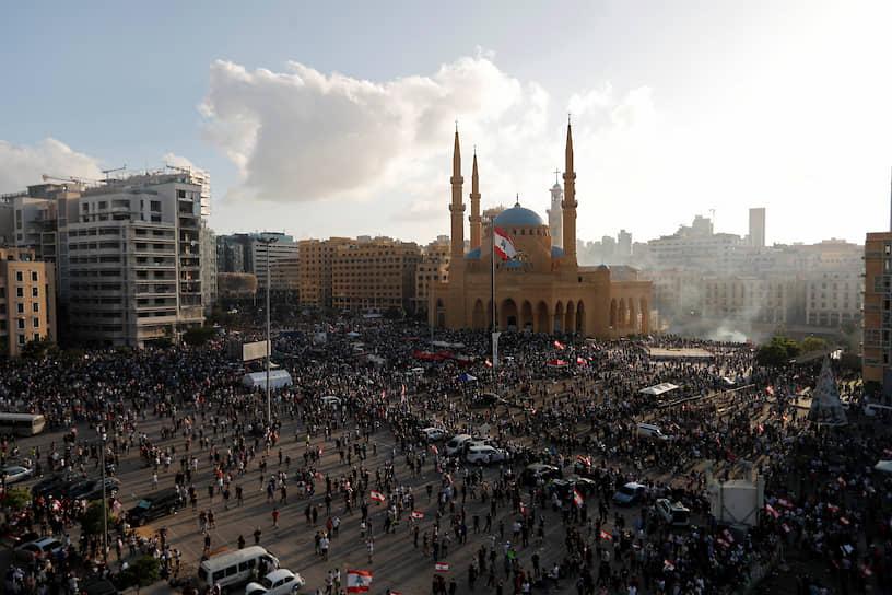 Силовикам удалось освободить все правительственные здания, захваченные демонстрантами