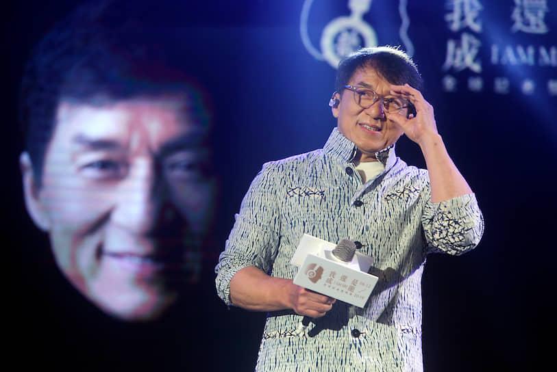 10. Джеки Чан — $40 млн