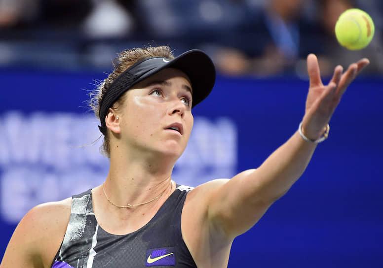 7. Элина Свитолина — $6,4 млн (Украина, теннис)