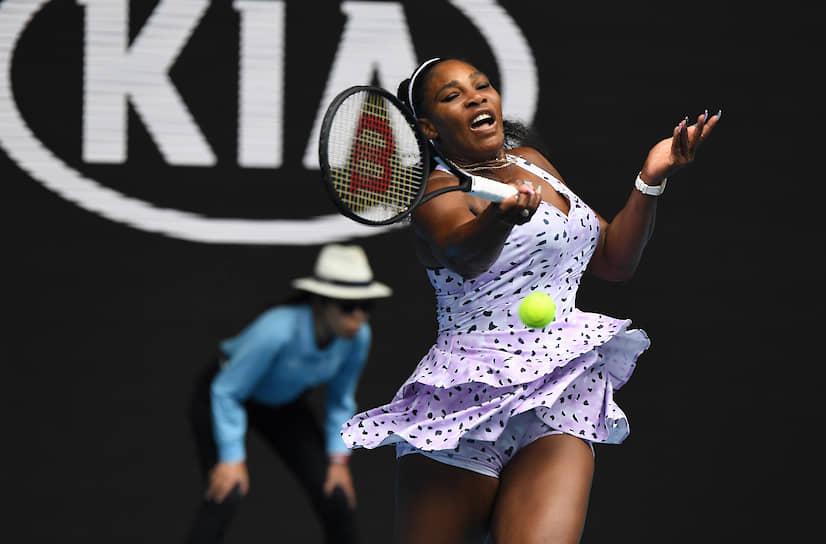 2. Серена Уильямс — $36 млн (США, теннис)