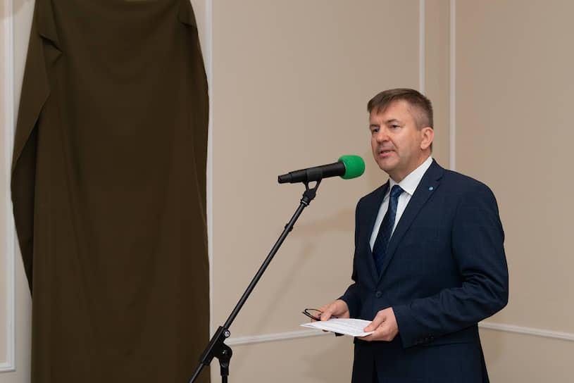 Посол Белоруссии в Словакии Игорь Лещеня