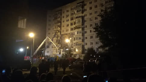 В Ярославле в результате взрыва газа в жилом доме погиб человек