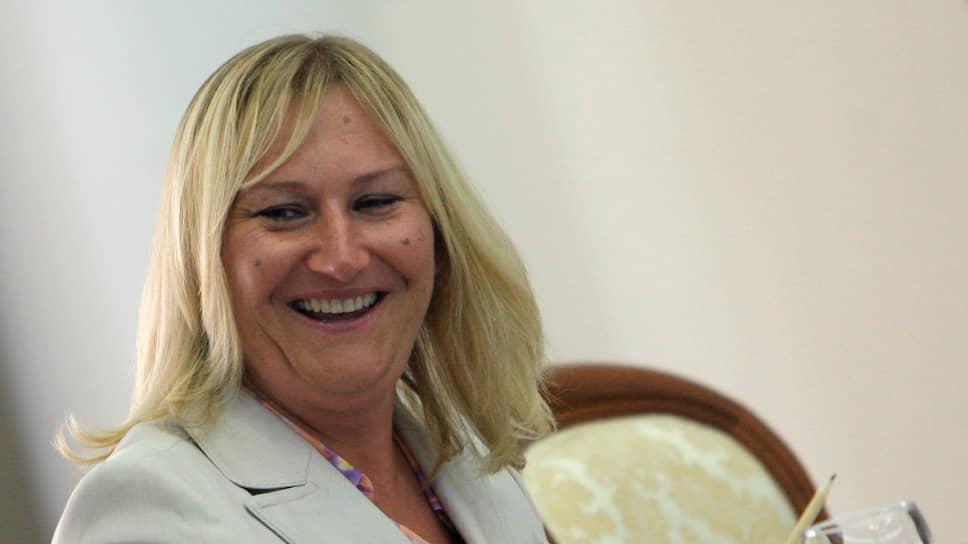 Президент компании Inteco Management Елена Батурина