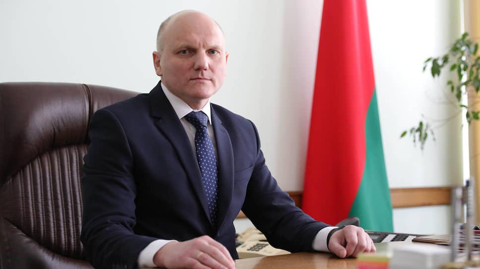 Председатель КГБ Белоруссии Иван Тертель