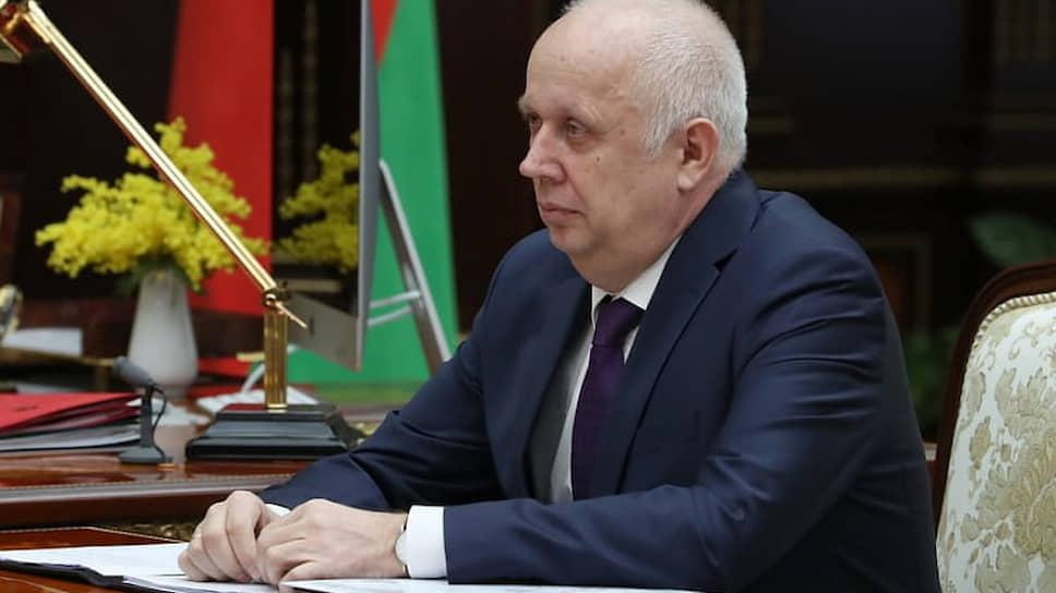 Вице-премьер Белоруссии Анатолий Сивак