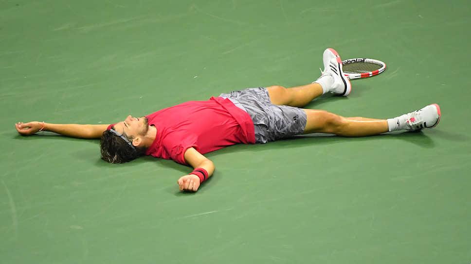 Теннисист Доминик Тим