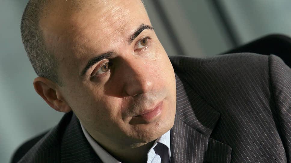 Предприниматель Юрий Мильнер