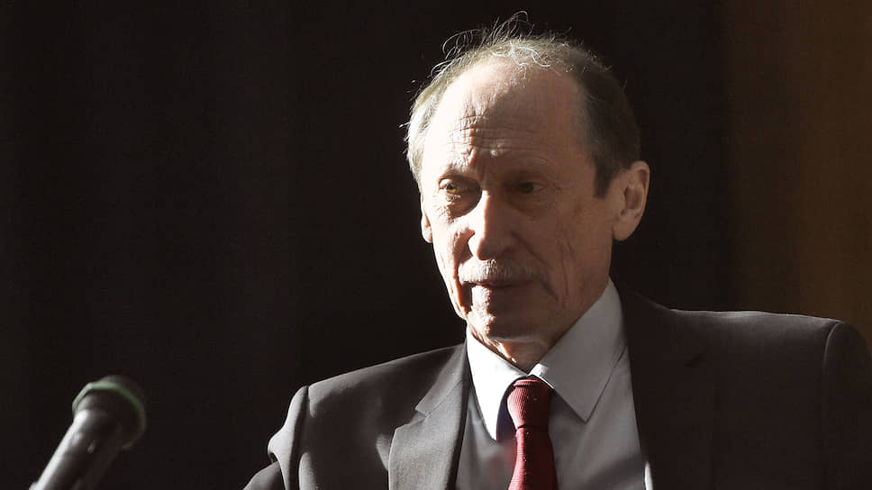 Бывший президент ВФЛА Валентин Балахничев