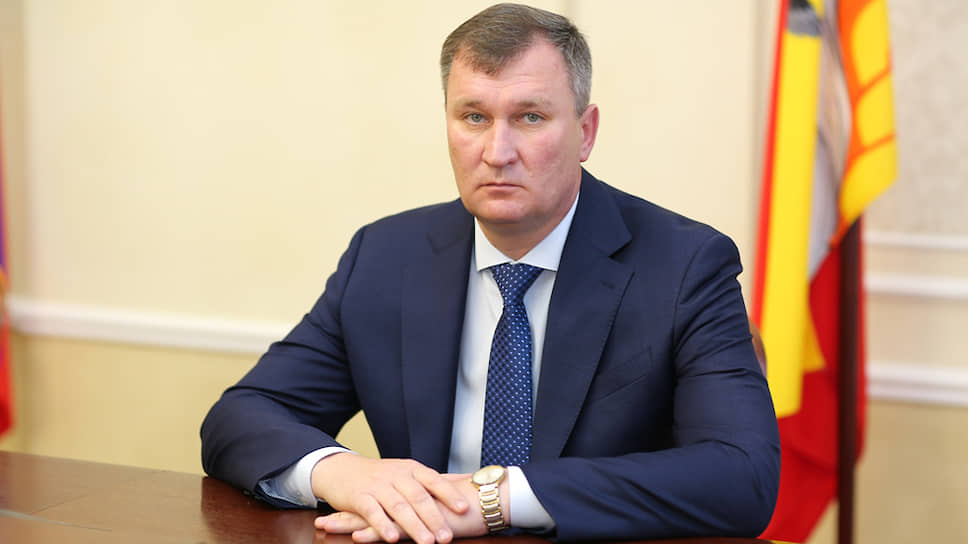 Замглавы администрации Воронежа Владимир Левенцев