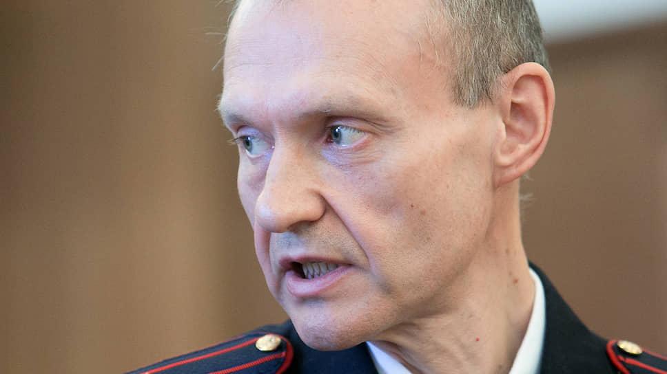 Бывший глава МВД по Карачаево-Черкесии Игорь Трифонов