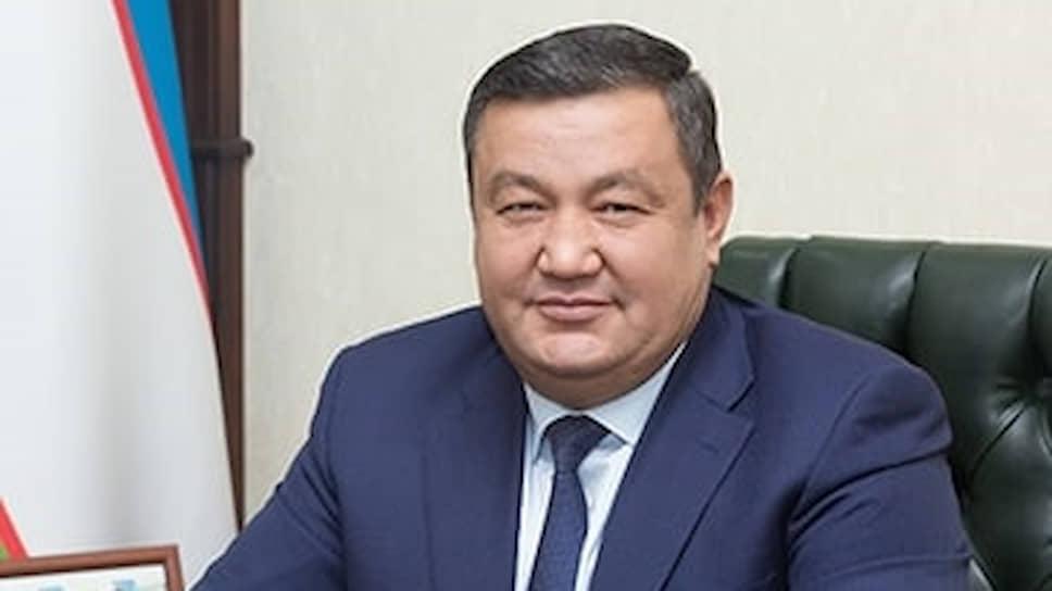 Заместитель премьер-министра Узбекистана Уктам Барноев