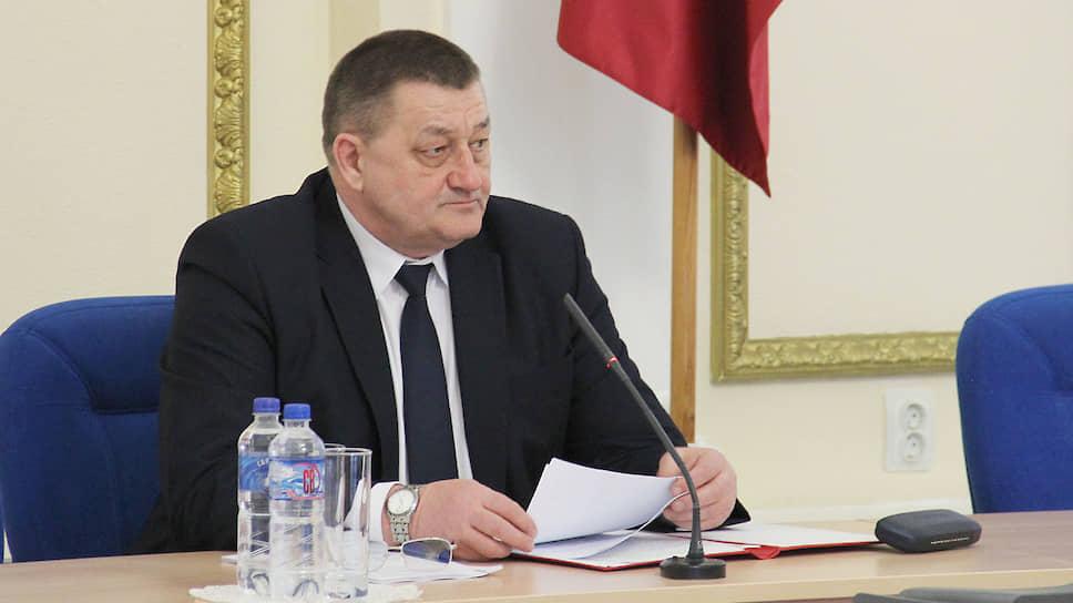 Бывший вице-губернатор Брянской области Александр Резунов