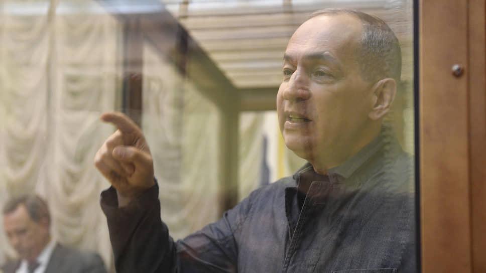 Обвиняемый Александр Шестун