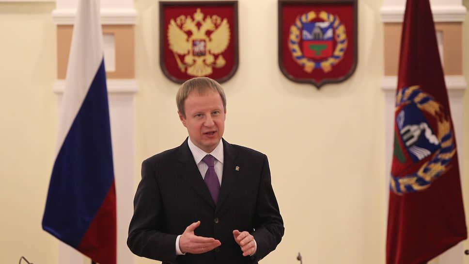 Губернатор Алтайского края Виктор Томенко