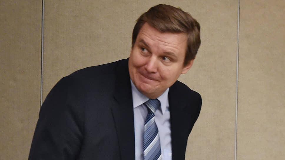 Первый зампред комитета Госдумы по энергетике Игорь Ананских