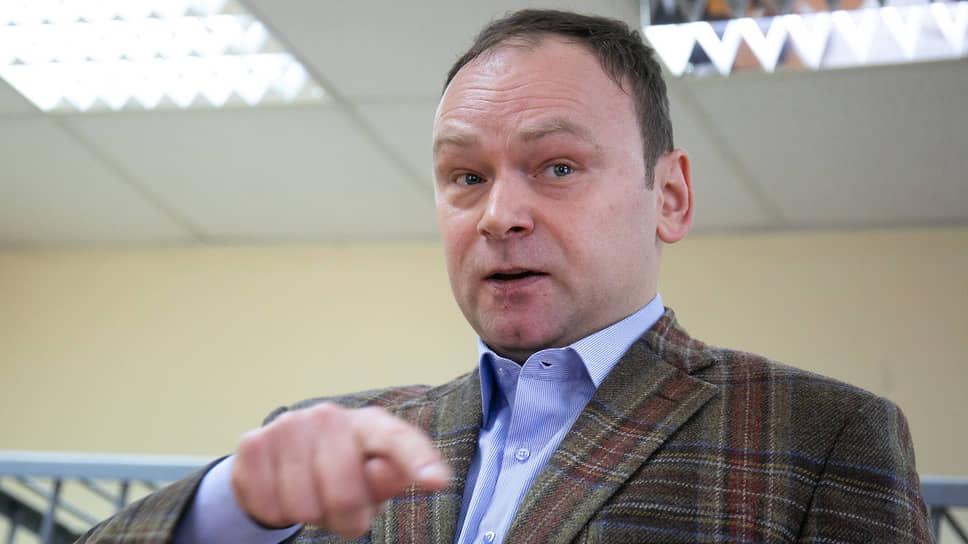 Политолог Федор Крашенинников