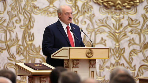 Лукашенко: Белоруссия не обязана предупреждать другие страны об инаугурации